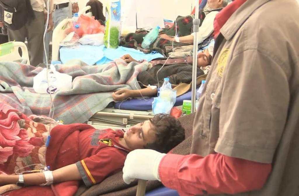 مرگ 30 هزار یمنی به دلیل بستن فرودگاه صنعا