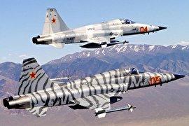 نورثروپ F-5: سبک، کارآمد، کم هزینه(+تصاویر)