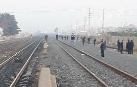 برخورد مرگبار قطار و پراید در ساری
