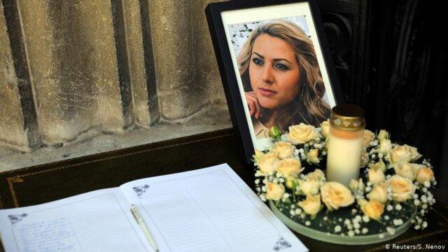 حکم 30 سال زندان برای قاتل خبرنگار بلغاری