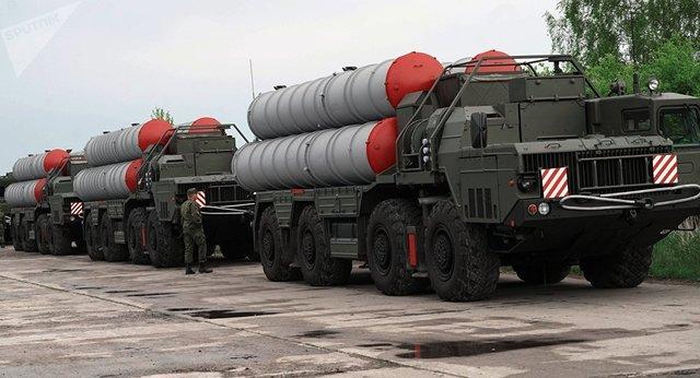 انتقال اس ۴۰۰ روسیه به ترکیه احتمالاً از ژوئن