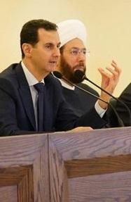 بشار اسد: اخوان الملسمین، اخوان الشیاطین هستند