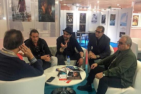 یک گزارش رسمی از چتر سینمای ایران در کن