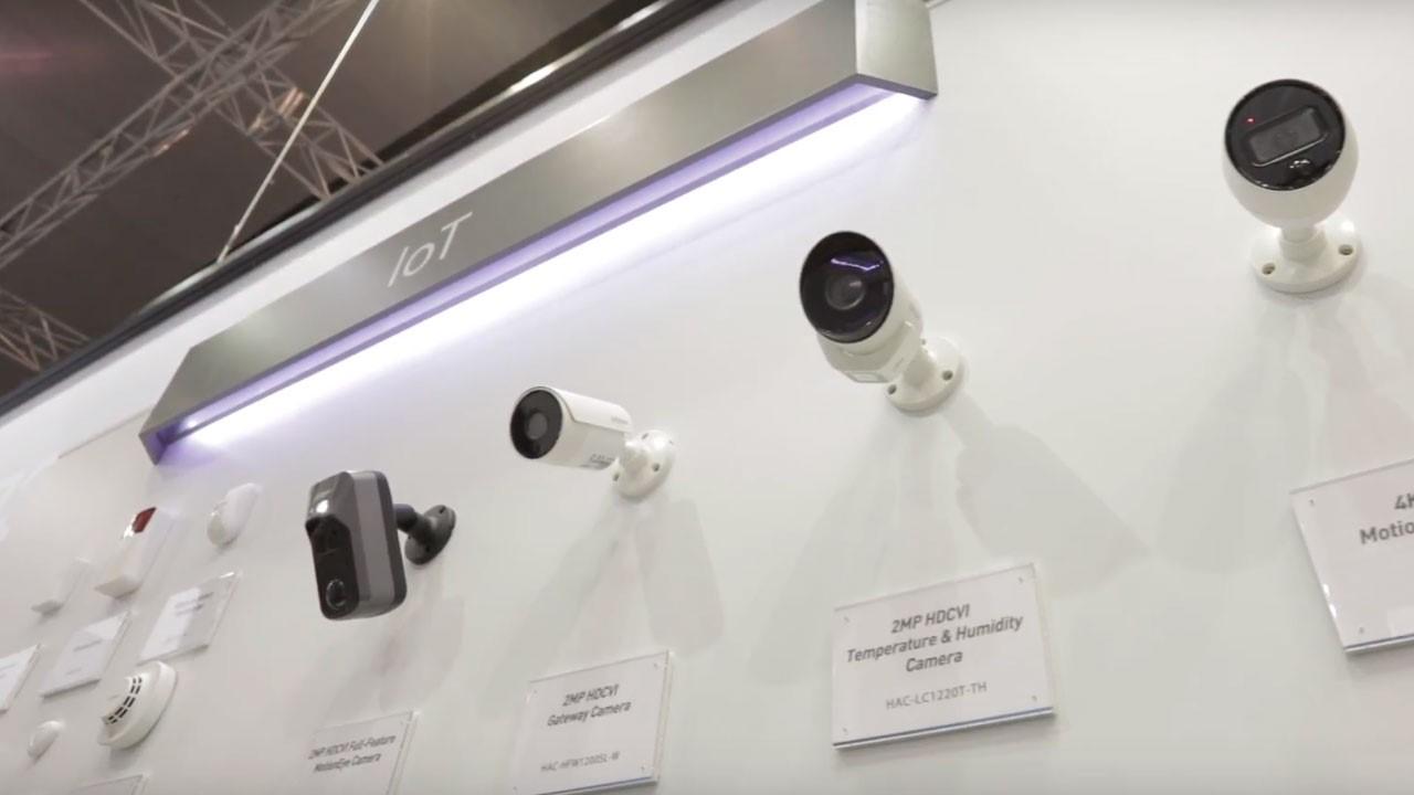 داهوا پارس فروش و نصب سری جدید دوربین مدار بسته داهوا را آغاز کرد