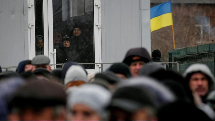 فرمان پوتین برای آسانتر شدن اخذ پاسپورت جداییطلبان شرق اوکراین
