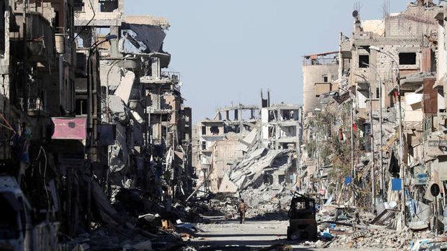 عفو بینالملل: ائتلاف تحت امر آمریکا ۱۶۰۰ غیرنظامی را در رقه سوریه کشته است