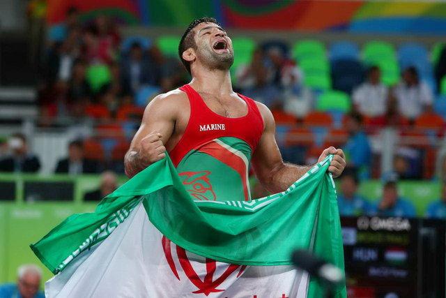 ایران قهرمان کشتی فرنگی آسیا