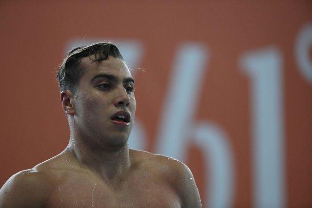 مدال طلای شناگر ایران در مسابقات بین المللی مالزی