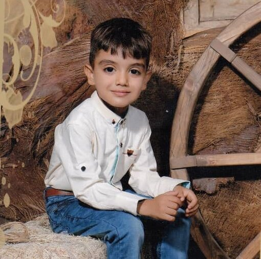 اراک؛ پسر بچه 7 ساله شازندی مفقود شد (عکس)