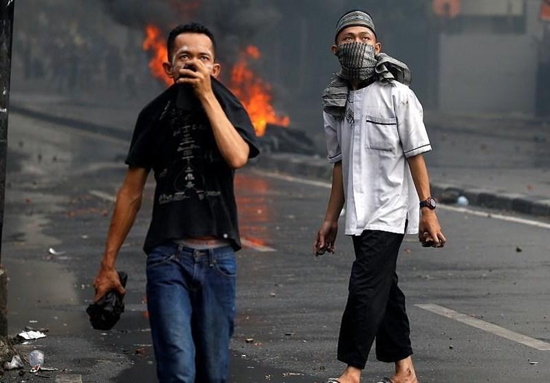 6 کشته و 200 زخمی در ناآرامی های اندونزی