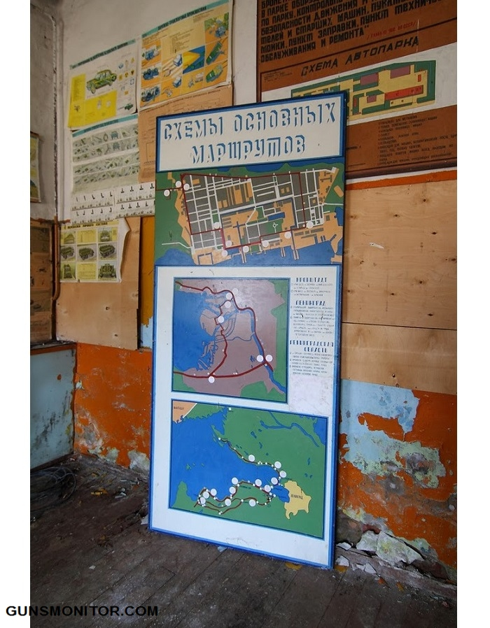 پایگاه نظامی متروک که هنوز مرموز است!(+تصاویر)
