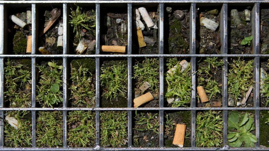 جریمه 38 یورویی برای سیگار کشیدن در 46 پارک دیگر پاریس