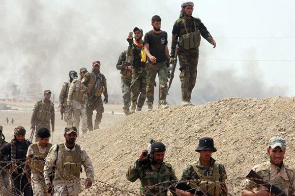«حشد شعبی» عراق حمله داعش به کرکوک را ناکام گذاشت