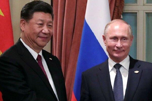پوتین و شی جینپینگ تحریمهای آمریکا علیه ایران را محکوم کردند