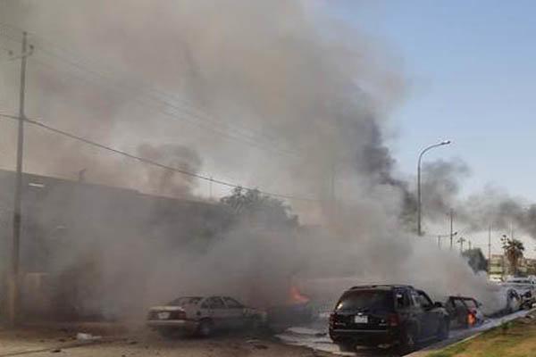 2 کشته و 3 زخمی در انفجارهای کرکوک