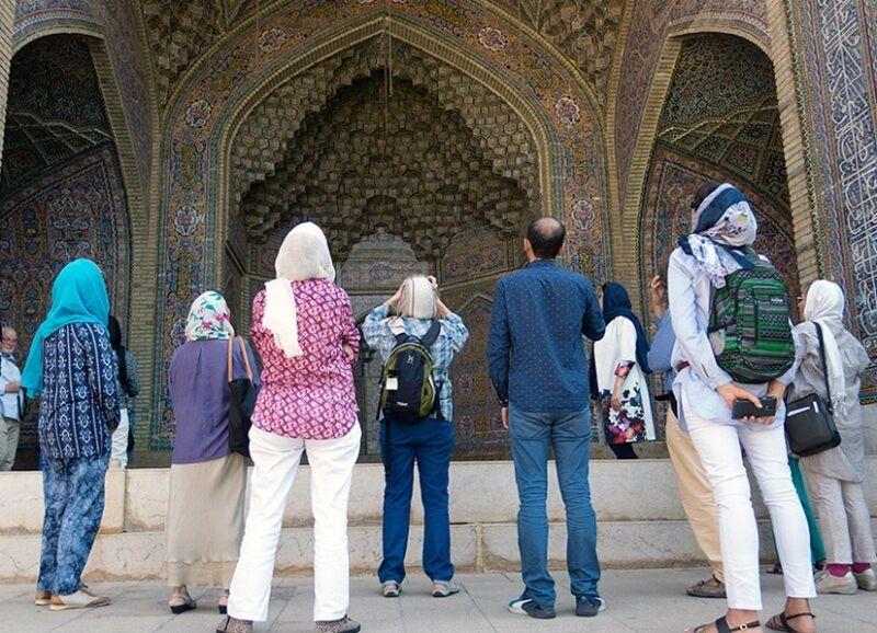 بازدید بیش از 130 هزار گردشگر خارجی از اماکن تاریخی - فرهنگی فارس