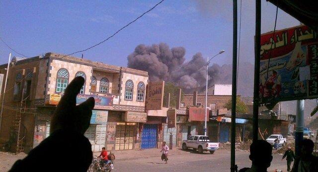 حمله نیروهای مورد حمایت امارات به مسجدی در استان الضالع یمن