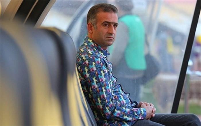 مورینیوی ایران بدون عکس با شورت ورزشی
