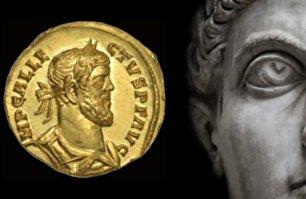 سکه رومی باستانی هزاران دلار فروخته شد (+عکس)