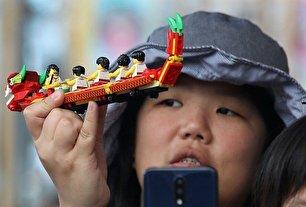 جشنواره دراگون بوت در هنگ کنگ (عکس)