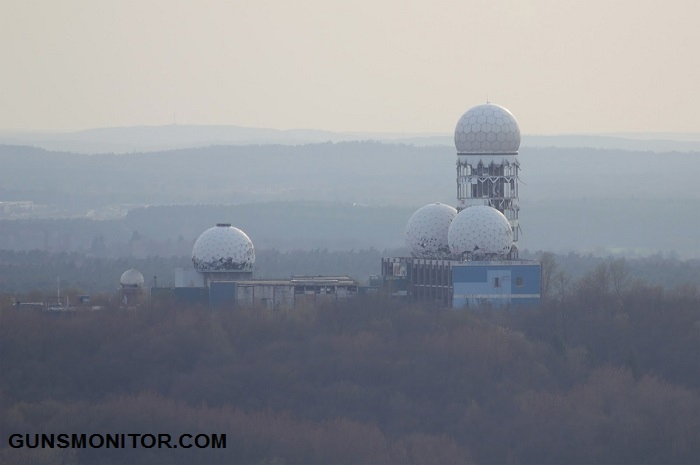 ایستگاه جاسوسی رها شده در کوه شیطان!(+تصاویر)