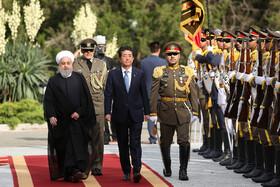 نیویورک تایمز: شینزو آبه در تهران به دنبال میانجیگری نیست