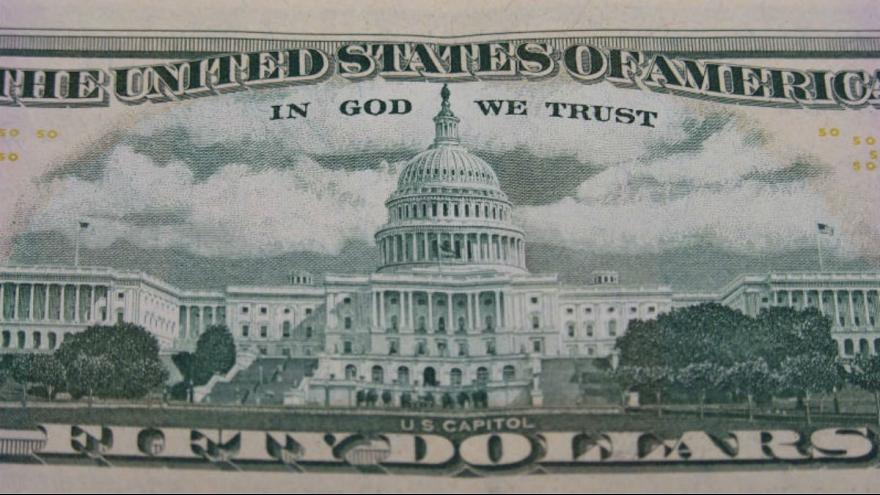 مخالفت دیوان عالی آمریکا با حذف «ما به خدا ایمان داریم» از روی دلار