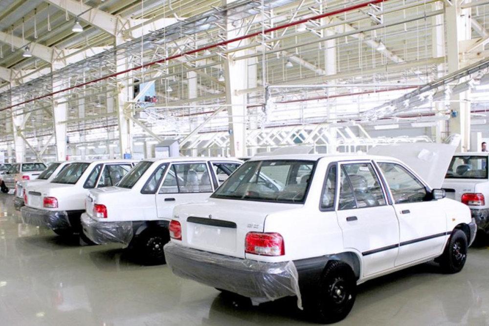 رئیس انجمن خودروسازان :قیمت تمام شده پراید ۳۹ میلیون تومان است ولی ۳۷ میلیون می فروشیم!