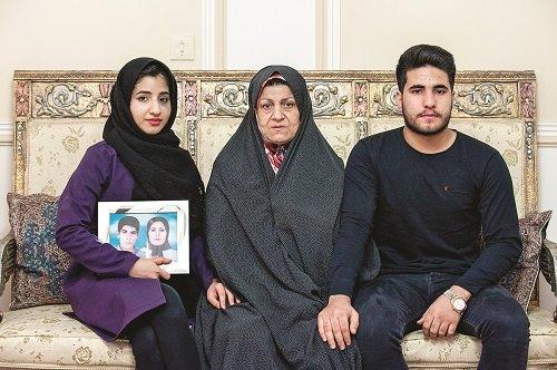 روایت مادر فائزه از قصه واقعی