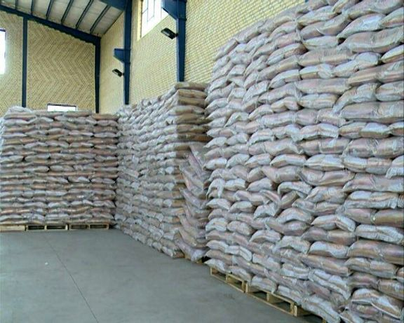 کشف 1.5 تن برنج تقلبی در جنوب تهران