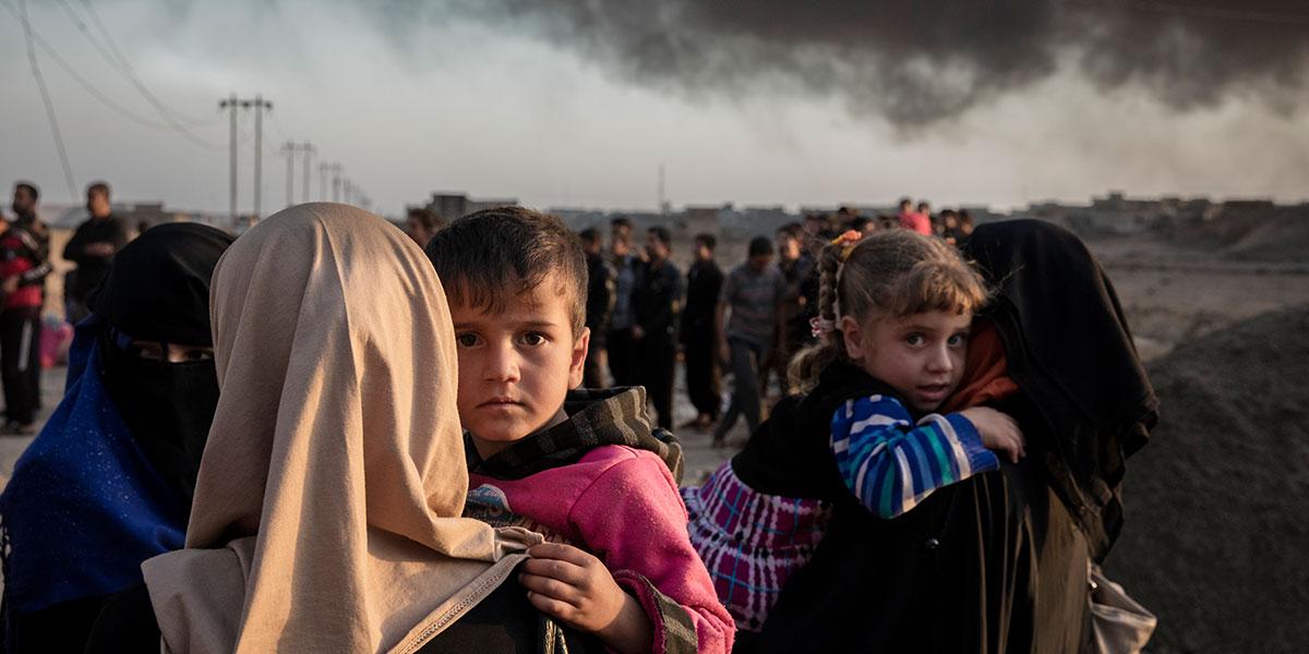 سازمان ملل: 70. 8 میلون پناهجو و آواره در جهان/ کشورهای ضعیف بیشترین آسیب را متحمل میشوند