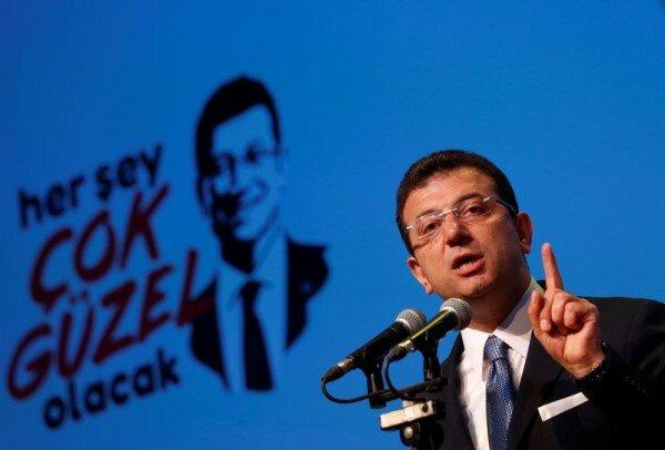 اردوغان: شاید نامزد اپوزیسیون از شرکت در انتخابات استانبول منع شود