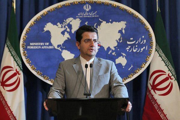 وزارت خارجه: هیچ گفتوگوی مستقیم یا غیرمستقیمی بین ایران و آمریکا وجود ندارد