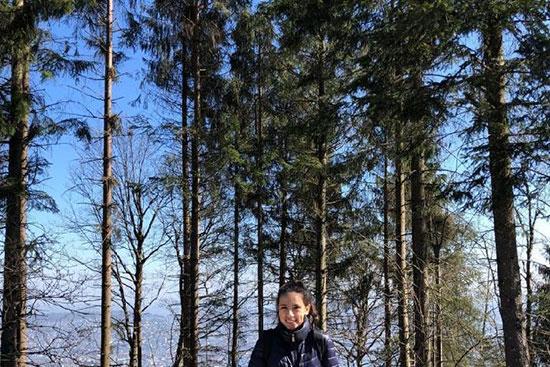 تارا شریفی؛ دختر ایرانی باهوشتر از اینشتین و هاوکینگ! (+عکس)