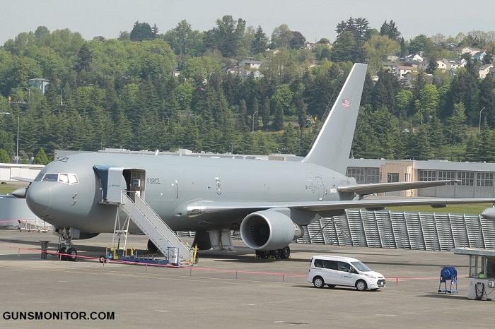 KC-46 پگاسوس؛ پمپ بنزین هوایی! (+تصاویر)