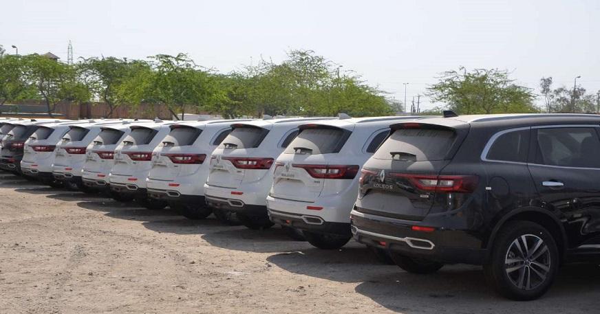 شمارهگذاری 4700 خودرو وارداتی انجام شد (+ اسامی برندها)