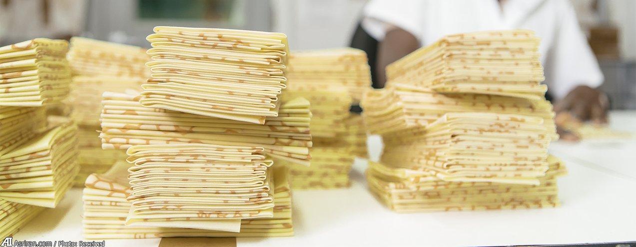 پوشش جالب برای بسته بندی موادغذایی!(+تصاویر)