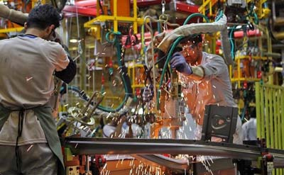 وضعیت نامناسب صنعت قطعه سازی کشور به دلیل عدم تامین نقدینگی