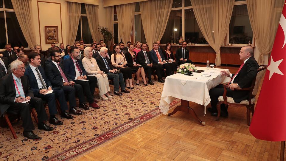 ابراز تمایل اردوغان برای میانجیگری بین ایران و ترامپ