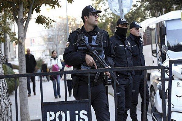 کشف مواد رادیواکتیو در ترکیه