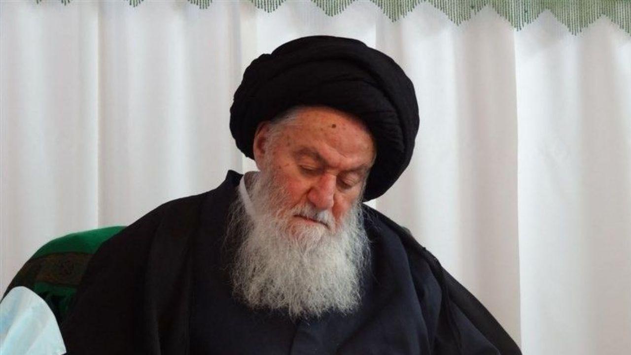 آیت الله سید محمد حسینی شاهرودی درگذشت