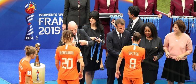 آمریکا قهرمان جام جهانی فوتبال زنان شد (+عکس)