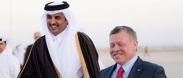 تصمیم اردن برای برقراری مجدد روابط کامل با قطر