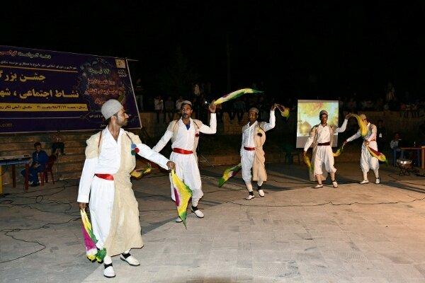 افتتاح مجتمع گردشگری شهر سی سخت در کهگیلویه و بویراحمد