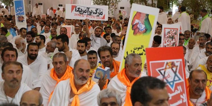 عربستان: با هرکسی که در مراسم حج شعار سیاسی بدهد برخورد میکنیم