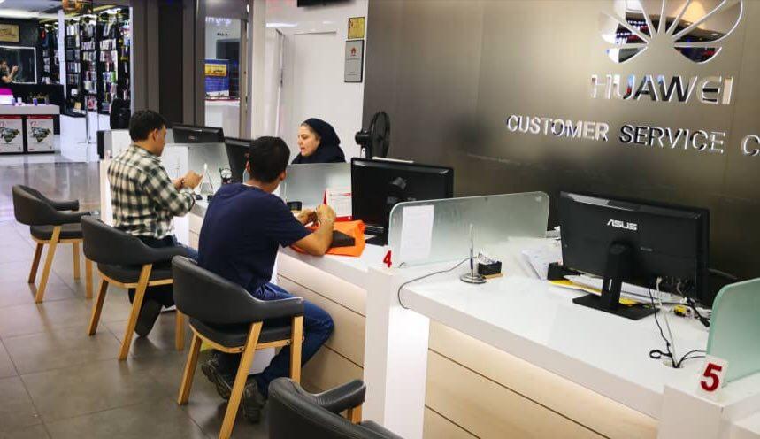 ارائه خدمات هوآوی در سطح استانداردهای جهانی به کاربران ایرانی