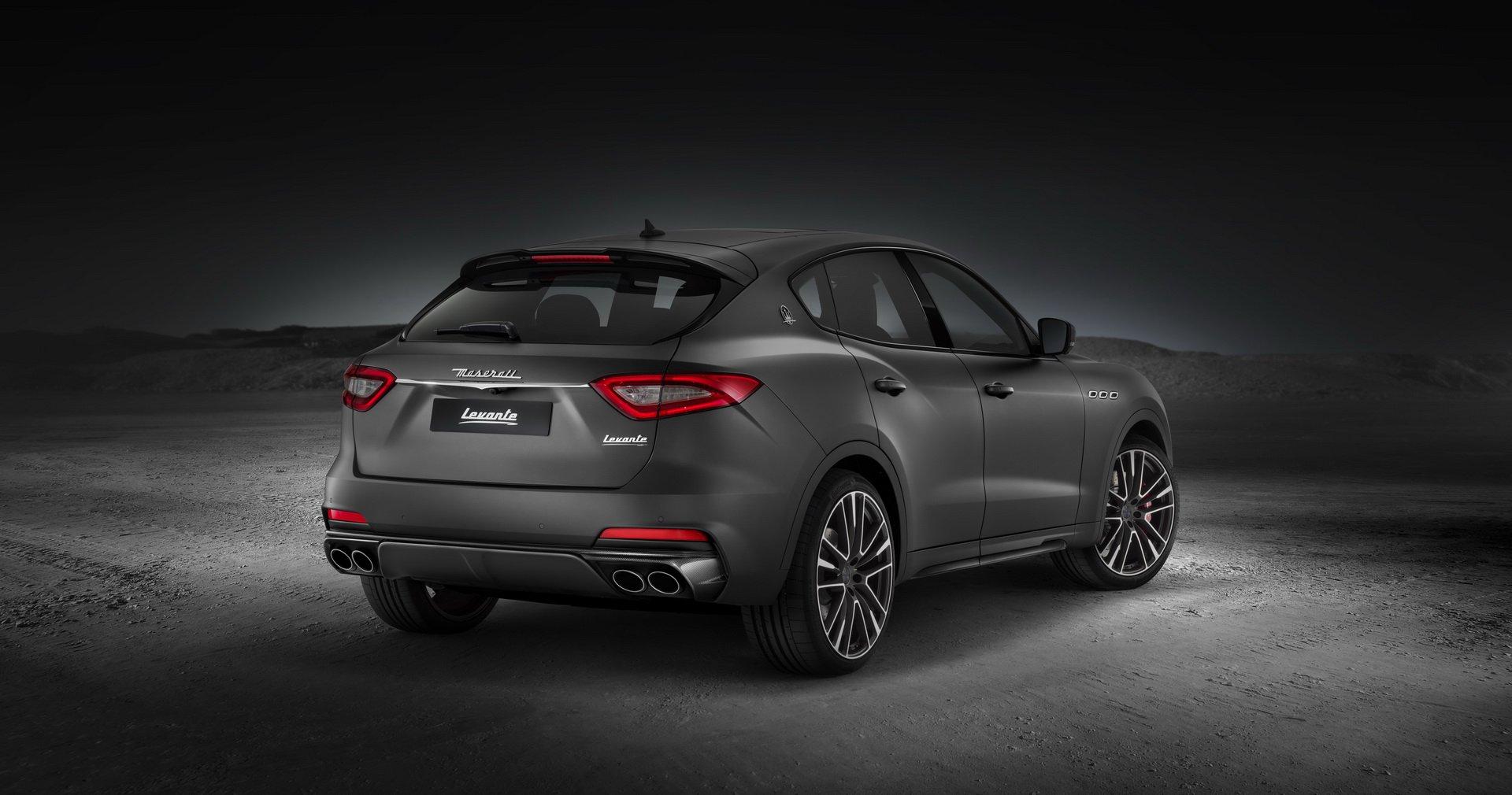 نسخههای v8 تورفئو لوانته/ 50 دستگاه از این خودرو ساخته خواهد شد
