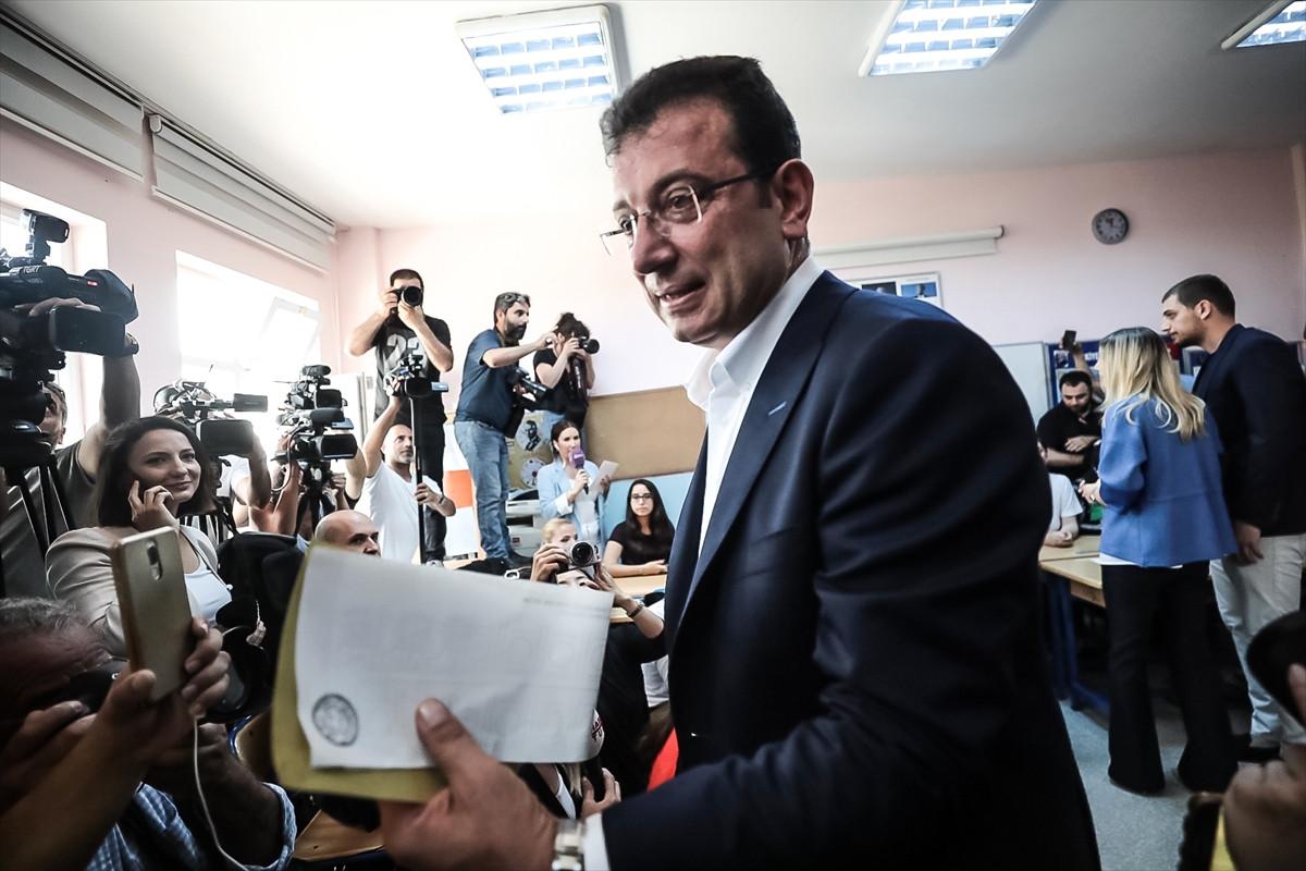 پایان سلطه 25 ساله حزب حاکم ترکیه بر شهر استانبول
