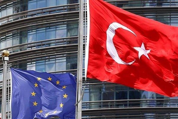 اتحادیه اروپا ترکیه را تحریم می کند