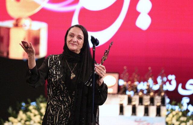 اعلام برندگان جشن حافظ/ عادل فردوسیپور چهره سال 97